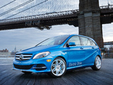 Pictures of Mercedes-Benz B-Klasse Electric Drive US-spec (W246) 2013