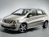 Mercedes-Benz B 200 CDI (W245) 2005–08 wallpapers