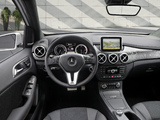 Mercedes-Benz B-Klasse E-CELL Plus Concept (W246) 2011 wallpapers