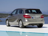 Mercedes-Benz B 180 CDI BlueEfficiency (W246) 2011 wallpapers