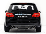 Brabus Mercedes-Benz B-Klasse (W246) 2012 wallpapers