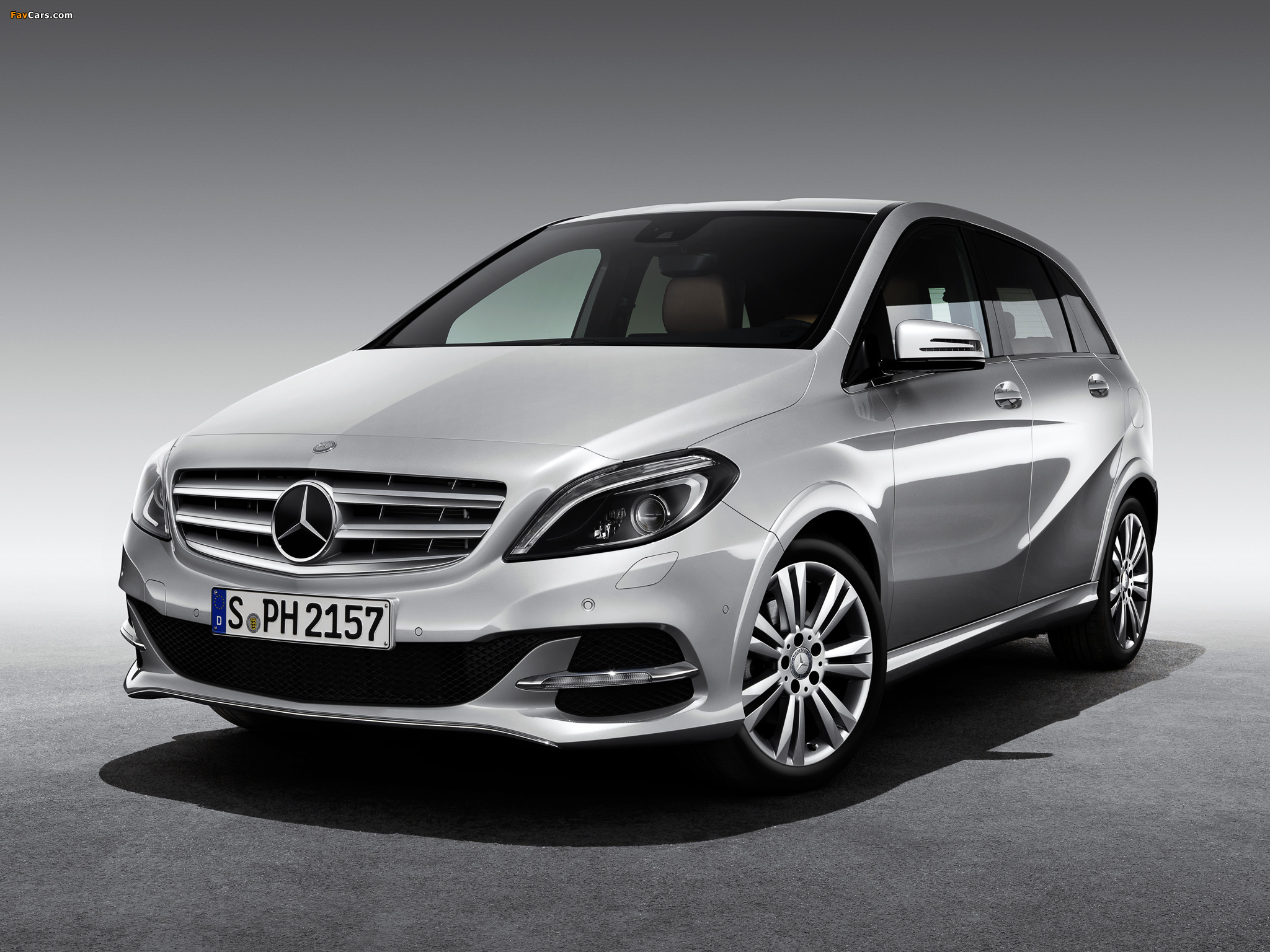Mercedes-Benz B 200 CNG (W246) 2013 wallpapers (2048 x 1536)