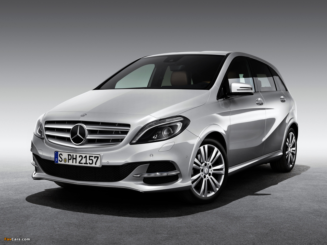Mercedes-Benz B 200 CNG (W246) 2013 wallpapers (1280 x 960)