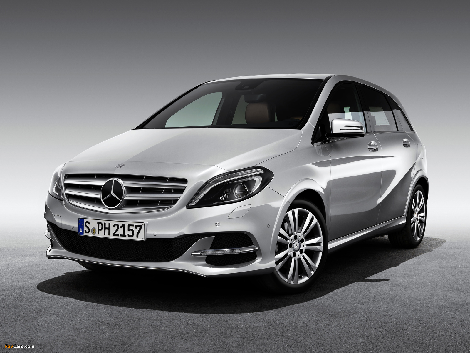 Mercedes-Benz B 200 CNG (W246) 2013 wallpapers (1600 x 1200)
