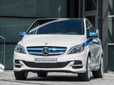 Mercedes-Benz B 200 CNG (W246) 2013 wallpapers
