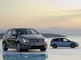 Mercedes-Benz B-Klasse wallpapers