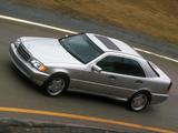 Images of Mercedes-Benz C 43 AMG US-spec (W202) 1997–2000