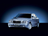 Images of Mercedes-Benz C 43 AMG (W202) 1997–2000