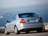Images of Mercedes-Benz C 220 CDI (W203) 2000–07