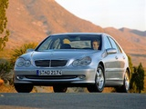 Images of Mercedes-Benz C 270 CDI (W203) 2000–05