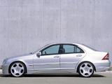 Images of WALD Mercedes-Benz C-Klasse (W203) 2000–05