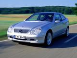 Images of Mercedes-Benz C 200 Kompressor Sportcoupe (C203) 2001–05