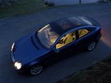 Images of Mercedes-Benz C 320 Sportcoupe UK-spec (C203) 2001–05