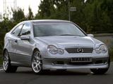 Images of Brabus Mercedes-Benz C-Klasse Sportcoupe (C203) 2001–07