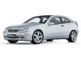Images of Lorinser Mercedes-Benz C-Klasse Sportcoupe (C203) 2001–07
