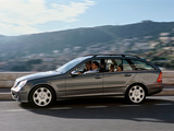Images of Mercedes-Benz C 200 CGI Estate (S203) 2001–07