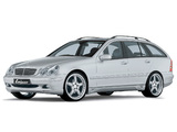 Images of Lorinser Mercedes-Benz C-Klasse Estate (S203) 2001–07