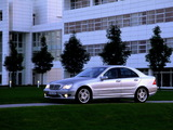 Images of Mercedes-Benz C 32 AMG (W203) 2001–04