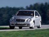 Images of Mercedes-Benz C 180 Kompressor (W203) 2002–07