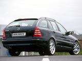 Images of Brabus Mercedes-Benz C 320 Estate (S203) 2002