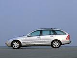 Images of Mercedes-Benz C 350 Estate (S203) 2005–07