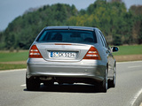 Images of Mercedes-Benz S 230 (W203) 2005–07