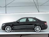 Images of Lorinser Mercedes-Benz C-Klasse (W204) 2007–11
