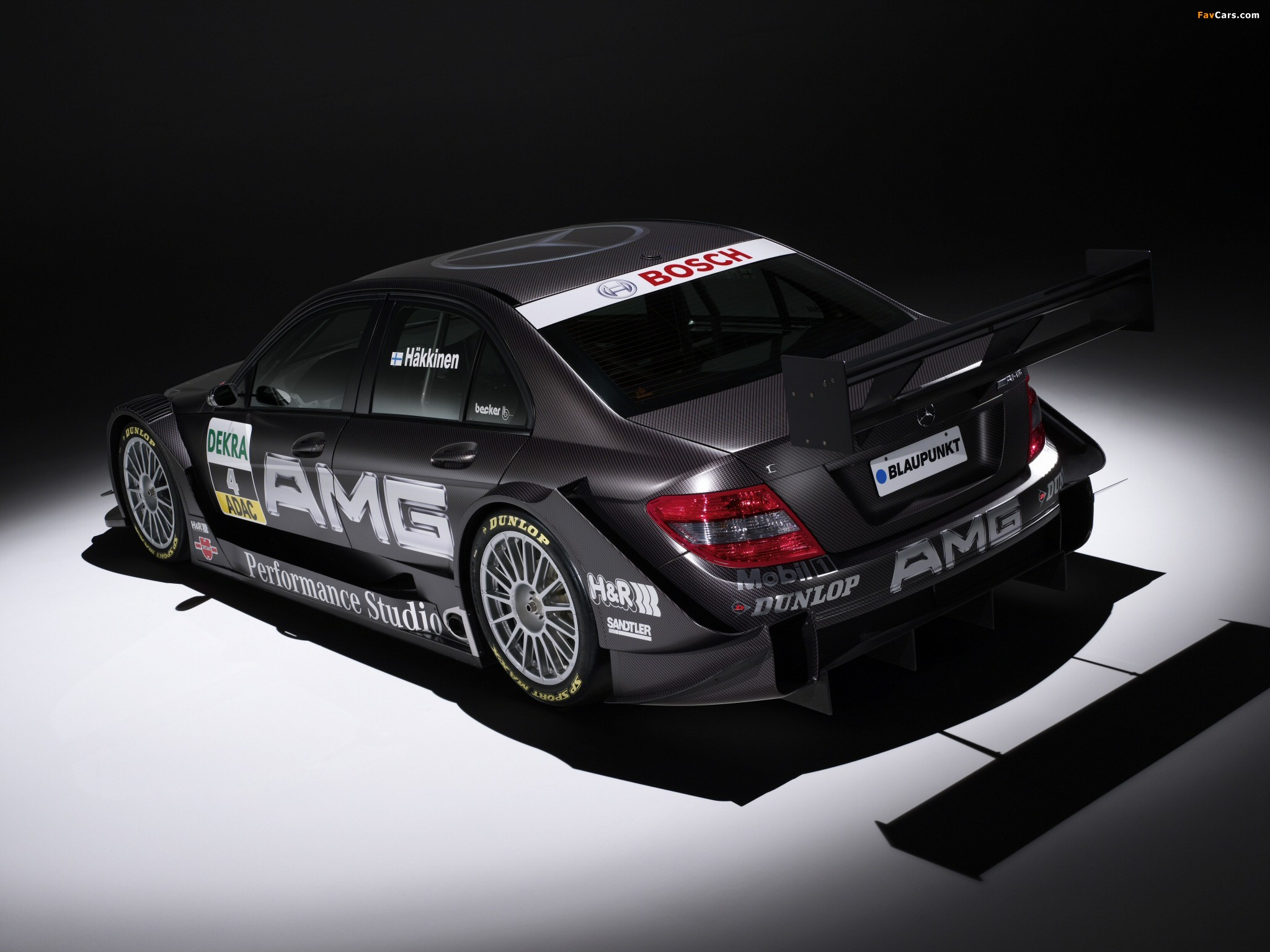 Images of Mercedes-Benz C AMG DTM (W204) 2007–10 (2048 x 1536)