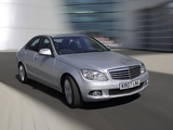 Images of Mercedes-Benz C 350 UK-spec (W204) 2007–11