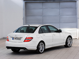 Images of Mercedes-Benz C 350 Sport (W204) 2007–11