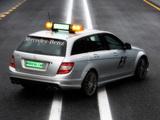 Images of Mercedes-Benz C 63 AMG Estate F1 Medical Car (S204) 2008–10
