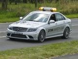 Images of Mercedes-Benz C 63 AMG DTM Safety Car (W204) 2008