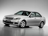 Images of Mercedes-Benz C 200 CDI (W204) 2008–11