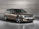 Images of Mercedes-Benz C-Klasse Estate Special Edition (S204) 2009