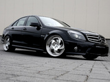 Images of Wheelsandmore Mercedes-Benz C 63 AMG (W204) 2010–11