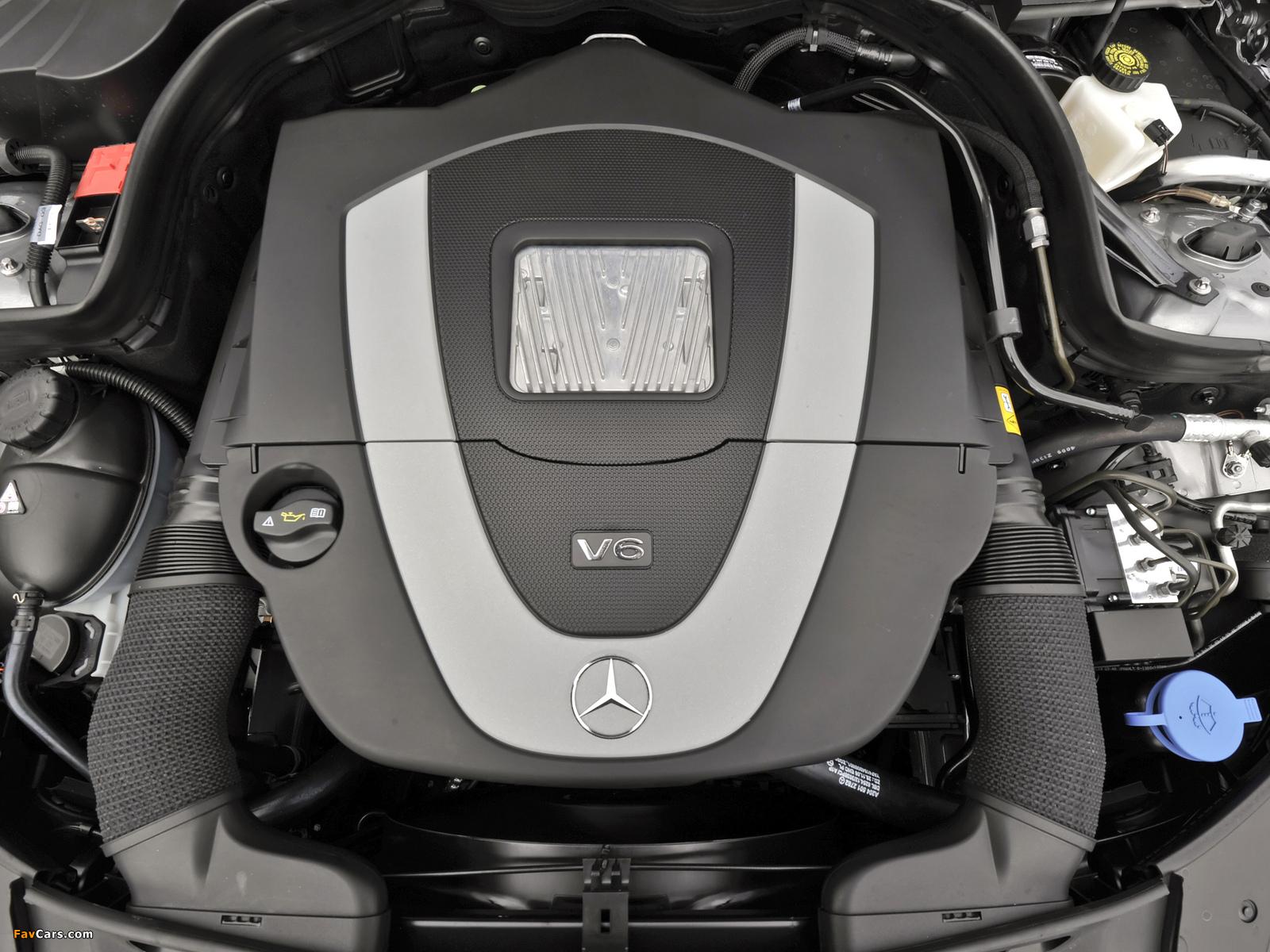 Images of Mercedes-Benz C 300 Sport US-spec (W204) 2010–11 (1600 x 1200)