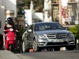 Images of Mercedes-Benz C 250 Coupe (C204) 2011
