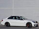 Images of Mercedes-Benz C 63 AMG (W204) 2011