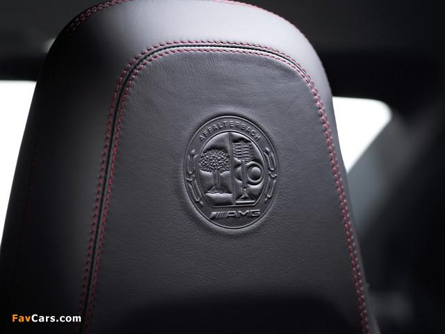 Images of Mercedes-Benz C 63 AMG Affalterbach (W204) 2011 (640 x 480)