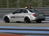 Images of Mercedes-Benz C 63 AMG DTM Safety Car (W204) 2011