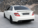Images of Kubatech Mercedes-Benz C 63 AMG (W204) 2011