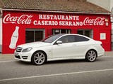 Images of Mercedes-Benz C 220 CDI Coupe (C204) 2011