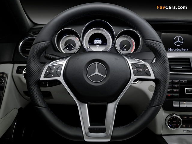 Images of Mercedes-Benz C 350 CDI 4MATIC AMG Sports Package Estate (S204) 2011 (640 x 480)