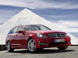 Images of Mercedes-Benz C 350 CDI AMG Sports Package Estate (S204) 2011