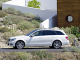 Images of Mercedes-Benz C 350 CDI Estate (S204) 2011