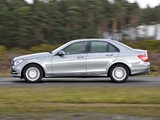 Images of Mercedes-Benz C 180 UK-spec (W204) 2011