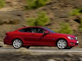 Images of Mercedes-Benz C 350 Coupe (C204) 2011