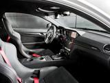 Images of Mercedes-Benz C 63 AMG Black Series Coupe DTM Safety Car (C204) 2012