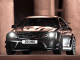 Images of Mercedes-Benz C 63 AMG Black Series Coupe UK-spec (C204) 2012