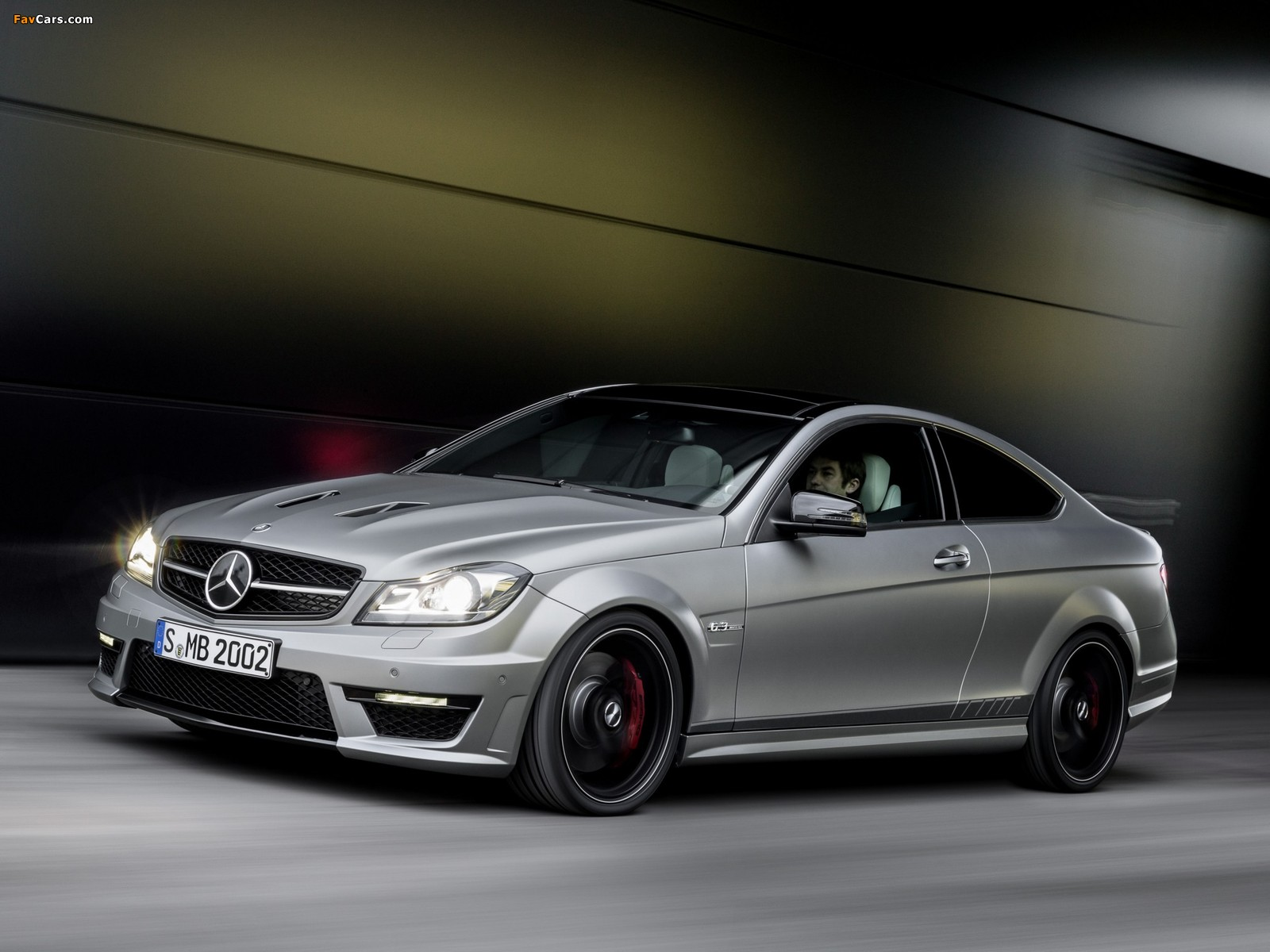 Images of Mercedes-Benz C 63 AMG Coupe Edition 507 (C204) 2013 (1600 x 1200)